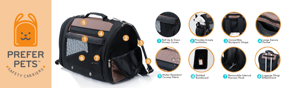 Hideaway Backpack
