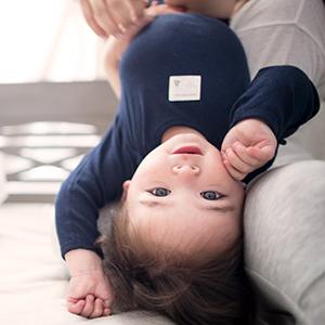 Burt's Bees Baby Bodysuit Long Sleeve Short Organic Cotton Newborn Infant Outfit One Piece Fashion