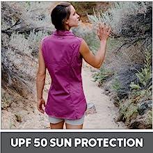 UYPF 50 Sun Protection