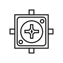 rough-in kit valve cartridge multichoice delta