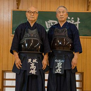 髙﨑慶男(茨城) × 岩立三郎(千葉)