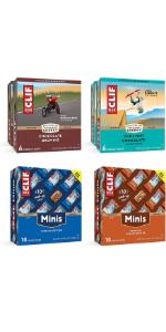 Cliff Bars, Clif Bars, Energy Bars, Healthy Snacks