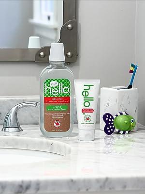 Hello, Kids, Toothpaste