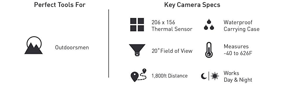 Seek Thermal, CompactXR, thermal imaging, camera, photo, video, thermal, thermography, Seek, outdoor