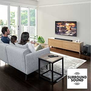 7.1.2ch  Surround Sound