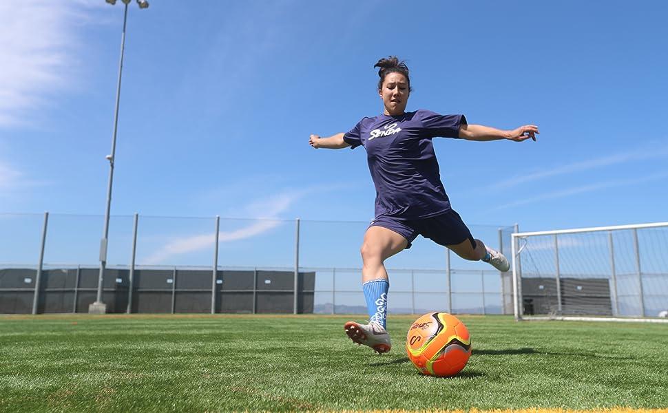 Senda Soccer, Fair Trade Soccer, Amador