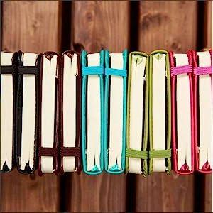 Amazon.com: C.R. Gibson - Diario de cuero sintético, por ...