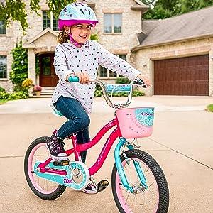 dbfd5295 6452 4881 a790 0af4d8e9b370. CR0,0,5016,5016 PT0 SX300   - Schwinn Elm Girls Bike for Toddlers and Kids