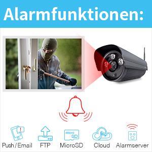sourcing map CCTV Einstellbar Kamera Halterung Eisen /Überwachungssystem 95mm Schwarz DE de