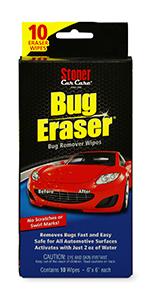 Bug eraser stoner car care