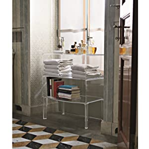 Kartell Ghost Buster Comò, Cristallo: Amazon.it: Casa e cucina