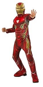 Child Iron Man Costume