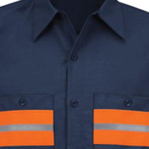 safety shirt, long sleeve work shirt, long sleeve safety shirt, long sleeve reflective shirt