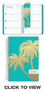 Amazon.com : 2019 Pocket Planner/Pocket Calendar: Includes ...