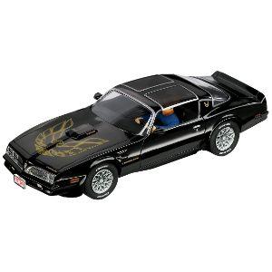 Carrera 1977 Pontiac Firebird Trans Am 1//32 Scale Slot Car 27590