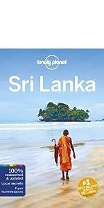 Lonely Planet Sri Lanka (Travel Guide)