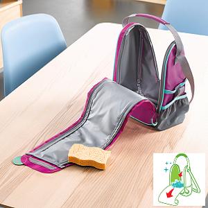 Sac à déjeuner enfant ; Maped Picnik ; Facile à laver