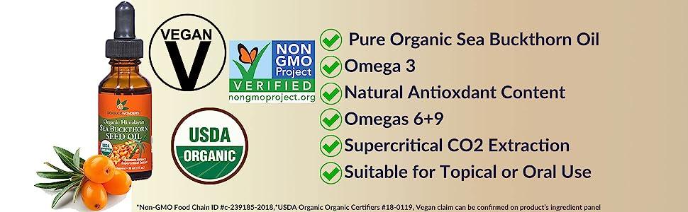 Omega 3, Nordic Naturals, Fish Oil, Vegan, Organic, Non-GMO, Fatty Acids, Sibu, Sea Berry