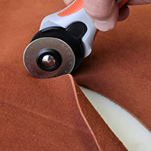 Leather Fabric Rotary Cutter