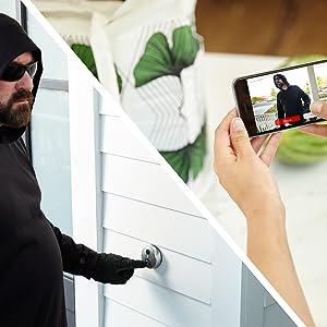 video doorbell, safety
