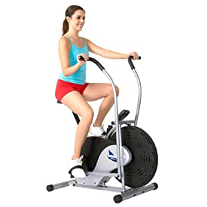 fan exercise bike. get a great workout and have fun doing it with the body rider brf700 fan upright exercise bike o