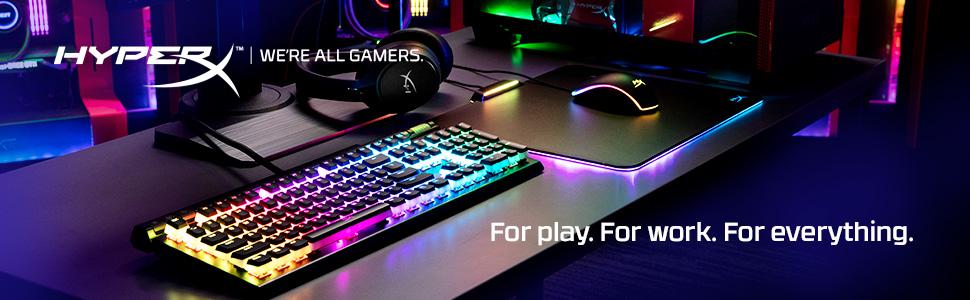 Alloy Elite 2 - Gaming Keyboard - Header Image