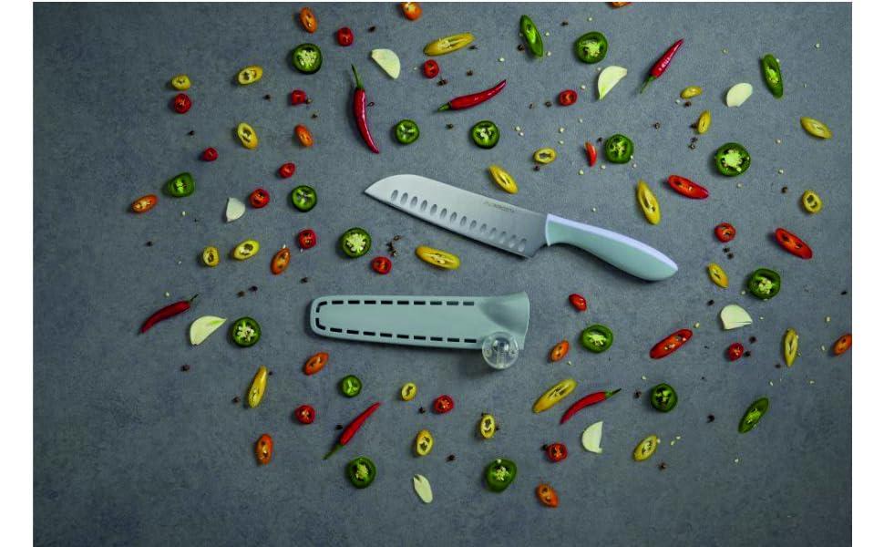Nirosta 41861 Cuchillo Chef Eversharp, Polipropileno