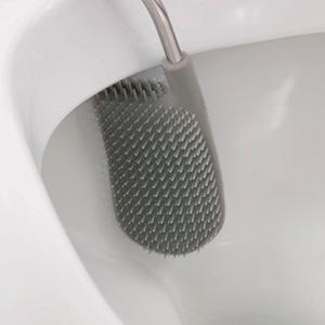 Flex Steel Toilet Brush