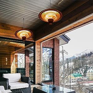 Balcony/Bar