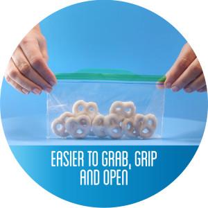 Ziploc Grip n Seal Bags