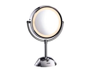 Babyliss 8438e specchio luminoso circolare double face ingrandimento 1x 8x - Specchio babyliss 8438e ...
