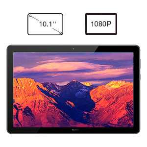 "HUAWEI MediaPad T5 comes with 10.1"", 1920 x 1200 IPS, 224 PPI screen, and 16:10 aspect ratio"