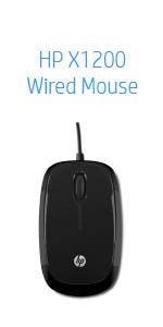 hp 5 button optical comfort mouse manual