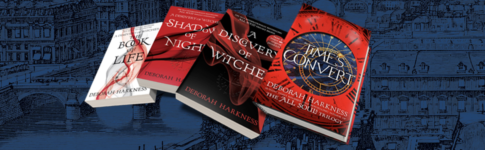 deborah harkness, fantasy, all souls trilogy, discovery of witches, vampires, Sky TV