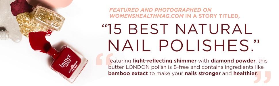Butter London Patent Shine 10x Crushed Diamonds Nail Lacquer
