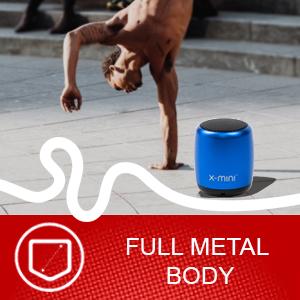 Full Metal Body