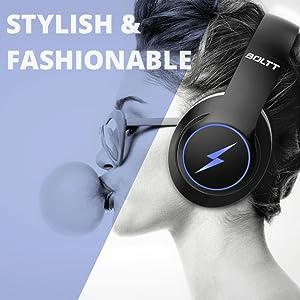 fashionable headphone