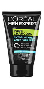 L'Oréal Paris Men Expert Pure Power Scrub