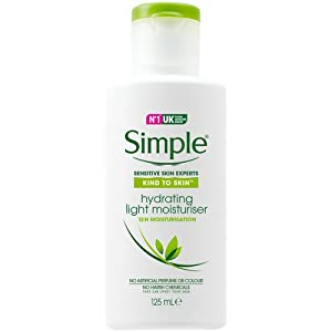 simple kind to skin  moisture cream