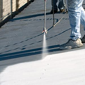 JetCoat White Reflective Roof Coating