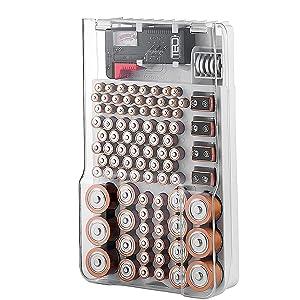 battery organizer