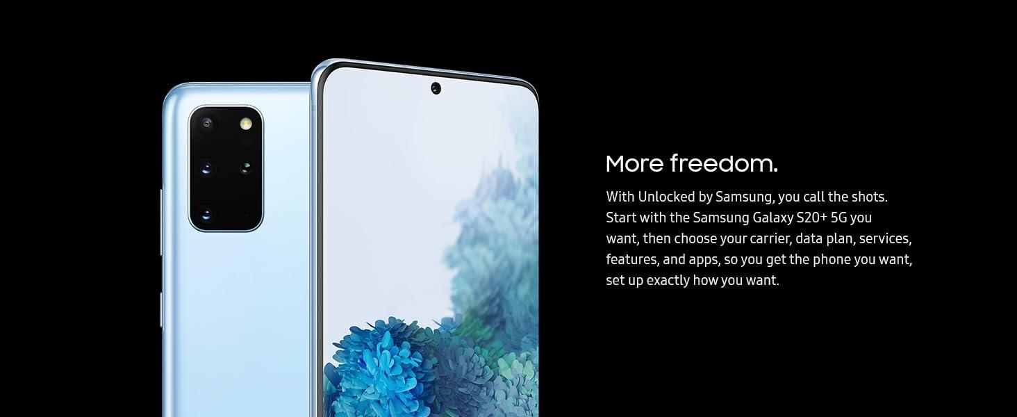 Samsung Galaxy S20+ Plus 5G Factory Unlocked 2