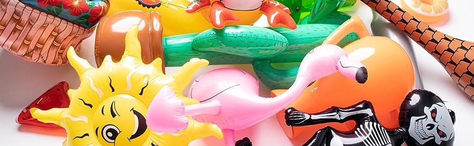 Folat Cangrejo Inflable: Amazon.es: Juguetes y juegos