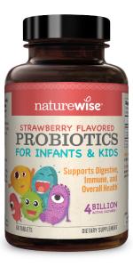 Probiotics for Infants & Kids