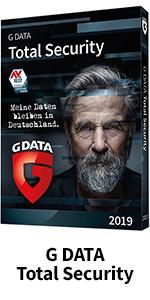 G DATA Total Security – Maximaler Schutz mit Komfort