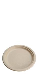 ENA, compostable plates, biodegradable plates