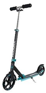 hudora big wheel scooter 205 tret roller klappbar city. Black Bedroom Furniture Sets. Home Design Ideas