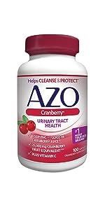 test standard Azo piss
