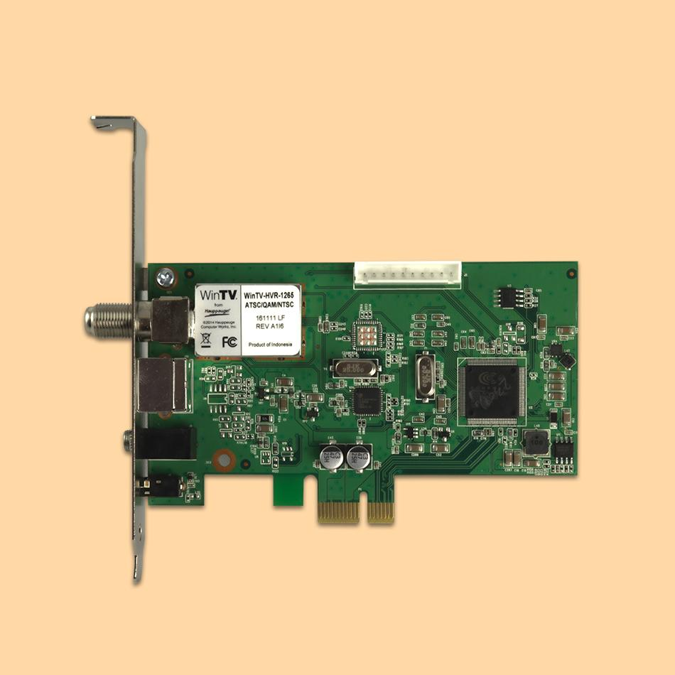 Hauppauge 1196 WinTV HVR-1265 PCI Express Hybrid High Definition TV