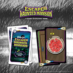 Scooby-Doo: Escape from the Haunted Mansion